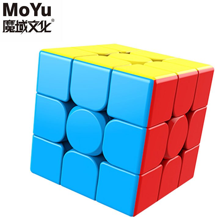 US $3.12 25% OFF MoYu 3x3x3 Meilong Magic Cube Stickerless Cube Puzzle Professional Speed Cubes Educational Toys for Students Magic Cubes  - AliExpress