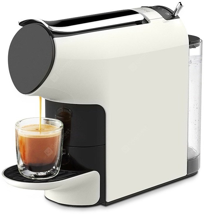 Portable Capsule Coffee Espresso Machine Household Office Coffeemaker Sale, Price & Reviews | Gearbest