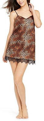 I.N.C. Lace-Trim Chemise Nightgown