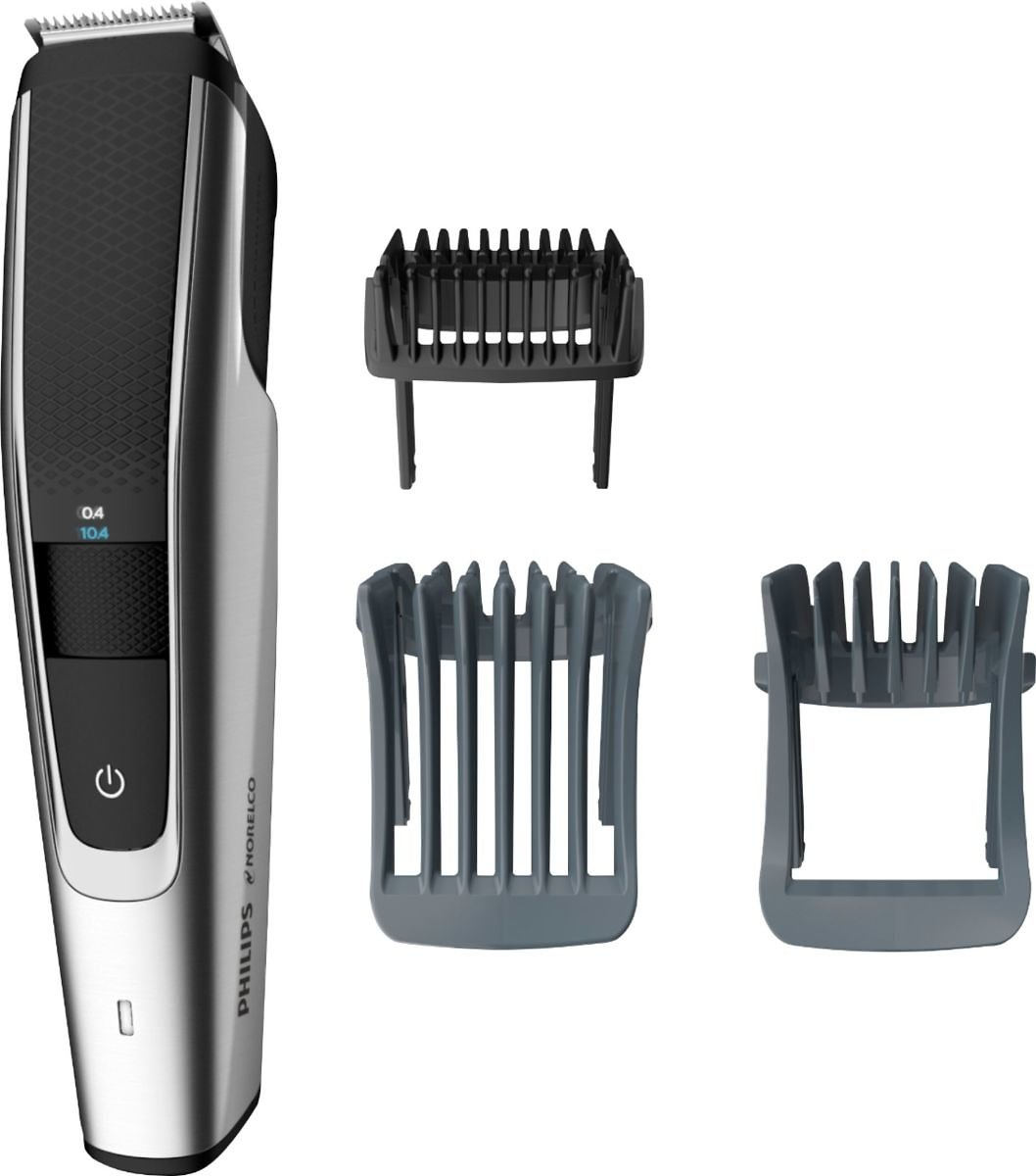 Philips Norelco 5000 Series Hair Trimmer Black/Silver BT5511/49