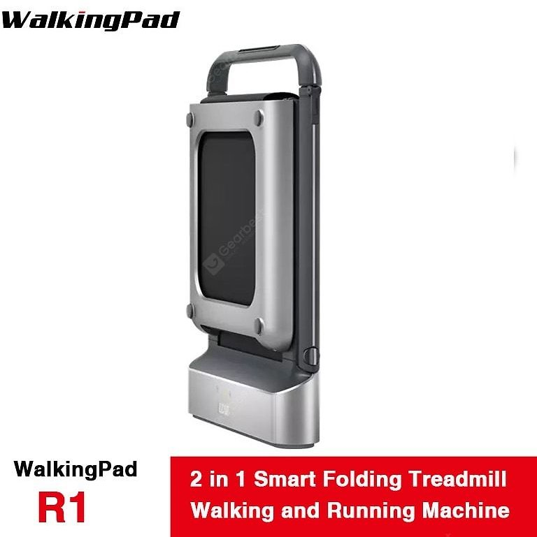 R1 Treadmill 2 in 1 Smart Folding Walking and Running Machine From Xiaomi Youpin Sale, Price & Reviews | Gearbest
