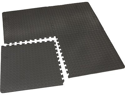 Ironton Anti-Fatigue Puzzle Mats — 4-Pk. | Northern Tool