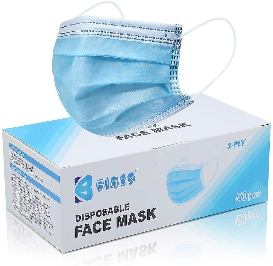 Face Mask Disposable Earloop