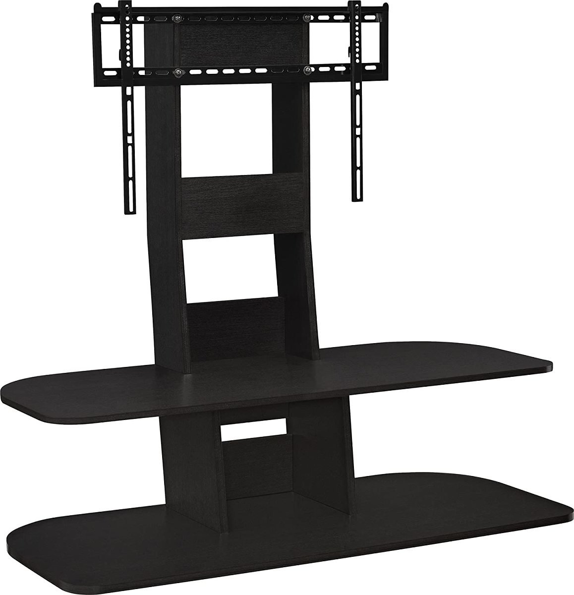 Ameriwood Home Galaxy TV Stand with Mount for TVs Up to 65