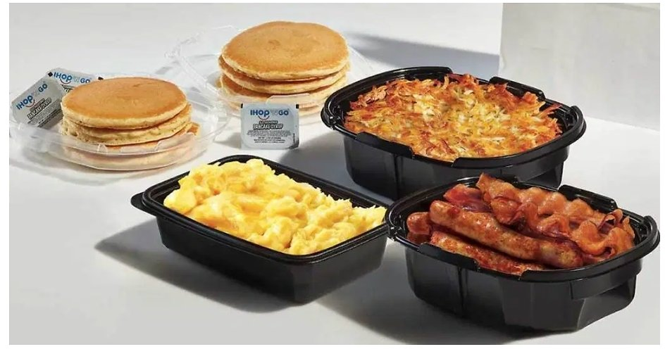 $19.99 IHOP Family Feast Meals | Feed a Family of 4 + free shipping