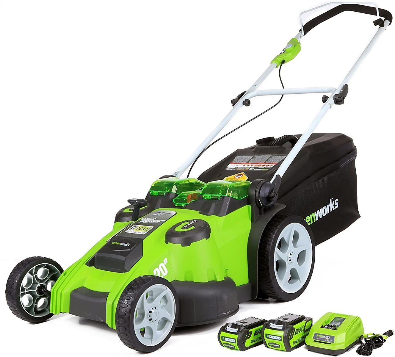 Save 30% On Greenworks Outdoor Power Tools