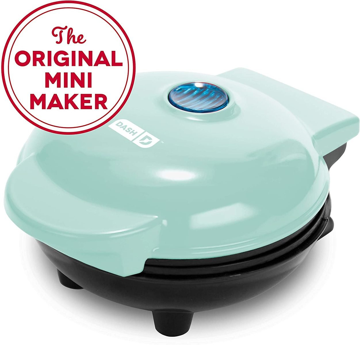 Dash Mini Maker: The Mini Waffle Maker Machine for Individual Waffles, Paninis, Hash Browns
