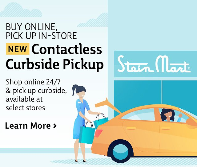 Stein Mart Reopens and Add Curbside Pickup at Select Stores