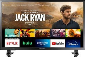 BEST BUY: Insignia™ – 19″ Class – LED – 720p – HDTV TVs As Low As $69.99