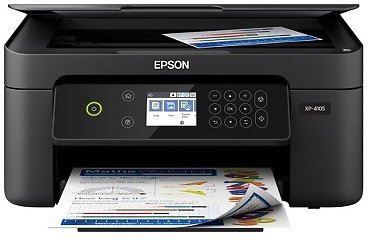 Epson Expression Home Wireless Small-in-One Printer (XP-4105)