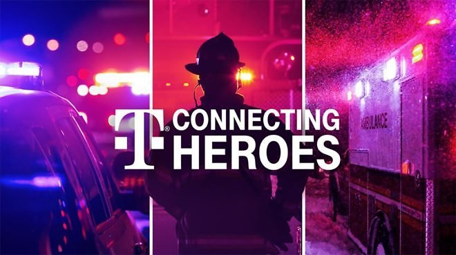 T-Mobile Launches Free Service to First Responders