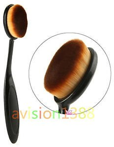 Free Shipping/Only for $1.73/Cosmetic Make Up Brush Foundation Cream Powder Blush Concealer Toothbrush Oval