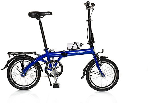 Value Edition 16 Model (Blue) 16″ Steel 1-Speed