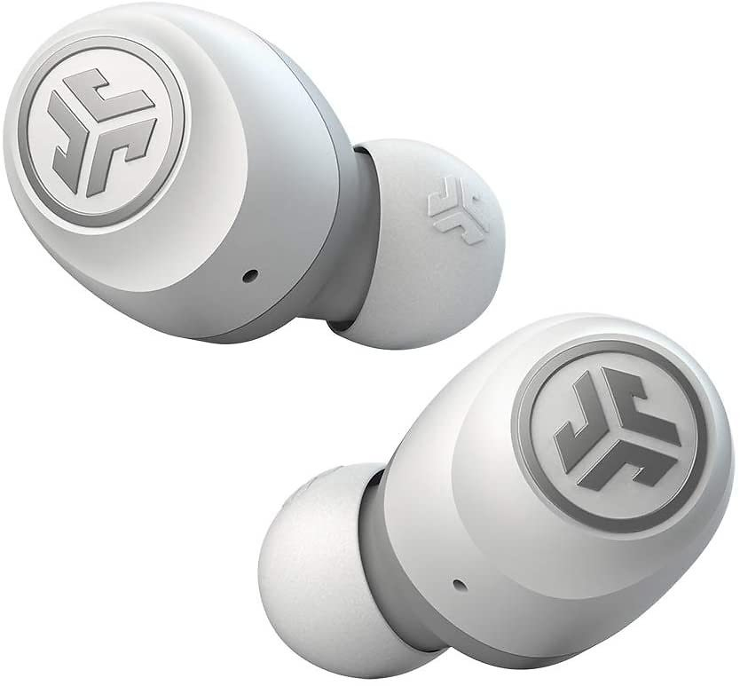 JLab Audio Go Air True Wireless Bluetooth Earbuds + Charging Case (4 Colors)