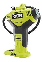 RYOBI 18-Volt ONE+ Lithium-Ion Cordless High Pressure Inflator with Digital Gauge (Tool-Only)-P737D