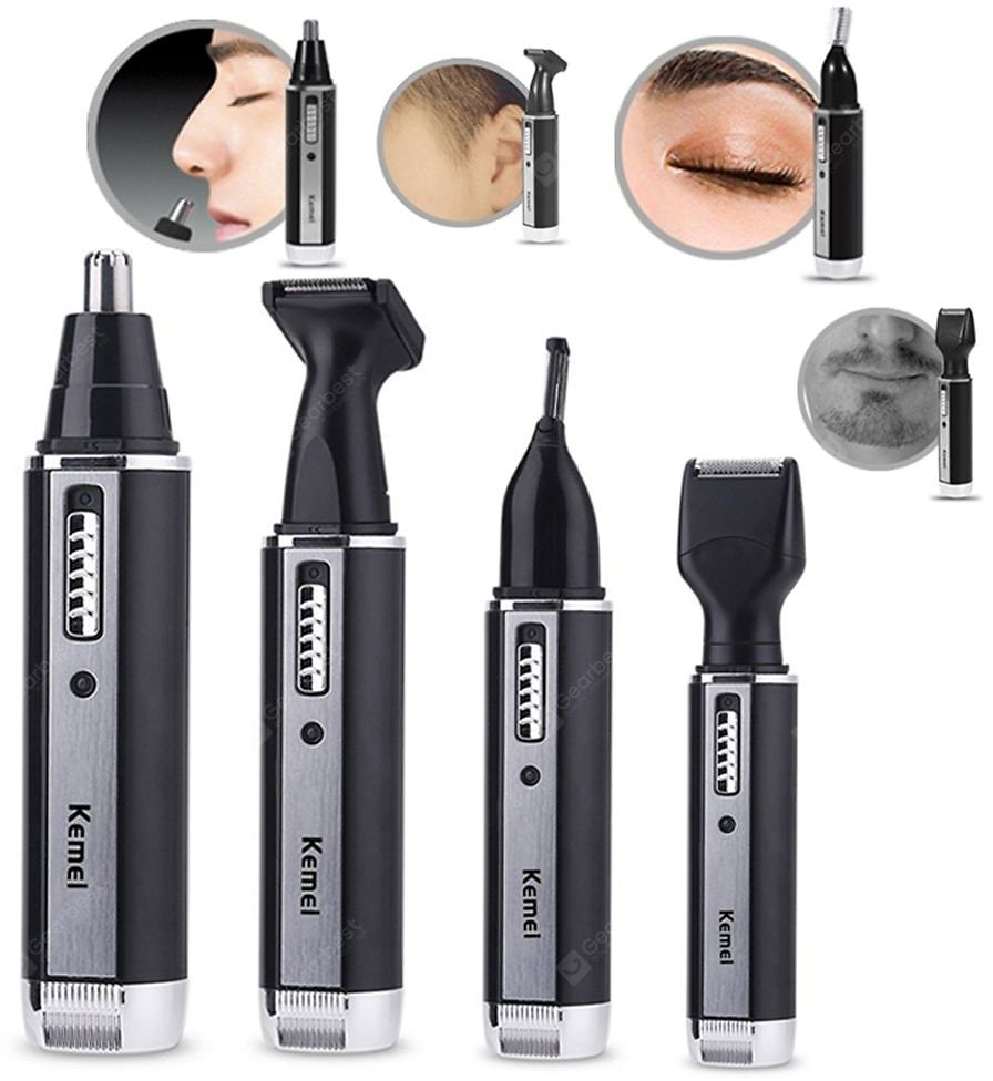 Kemei Fashion Electric Shaving Nose Hair Trimmer Face Care For Nose Trimer Sale, Price & Reviews   Gearbest