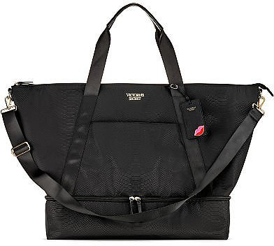 Victoria's Secret Nylon Weekender Tote (Online Exclusive)