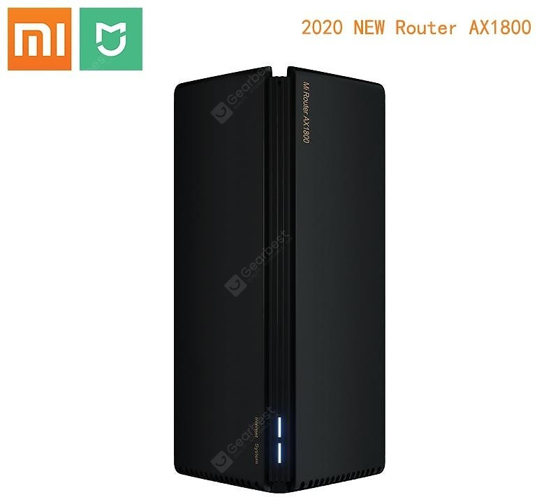 New Product Xiaomi Router AX1800 Qualcomm Five-core Wifi6 2.4G 5.0 GHz Full Gigabit 5G Dual-frequency Home Wall-penetrating King Sale, Price & Reviews | Gearbest