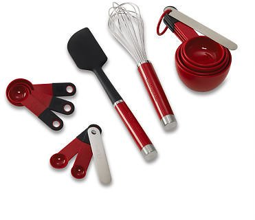 KitchenAid 100 Year Anniversary Baking Set, Color: Red - JCPenney