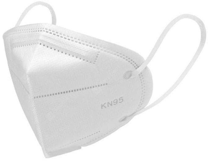 KN95 Face Mask Respirator White Regular Personal Protective Equipment Sale, Price & Reviews| Gearbest Mobile