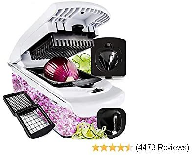 Fullstar Vegetable Chopper with Container 4 Blades 5% Coupon