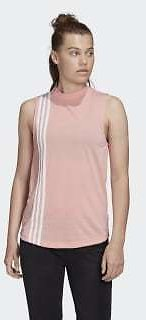 Adidas Must Haves 3-Stripes Tank Top - Pink | Adidas US
