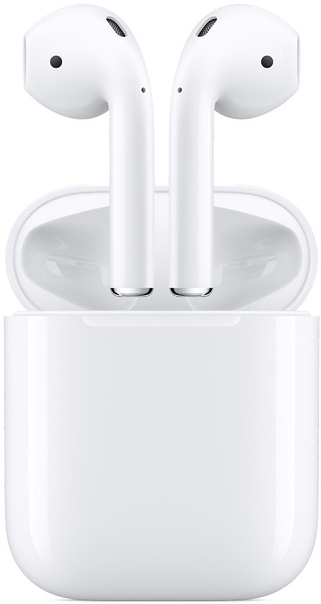 Apple AirPods with Charging Case (Latest Model) + F/S