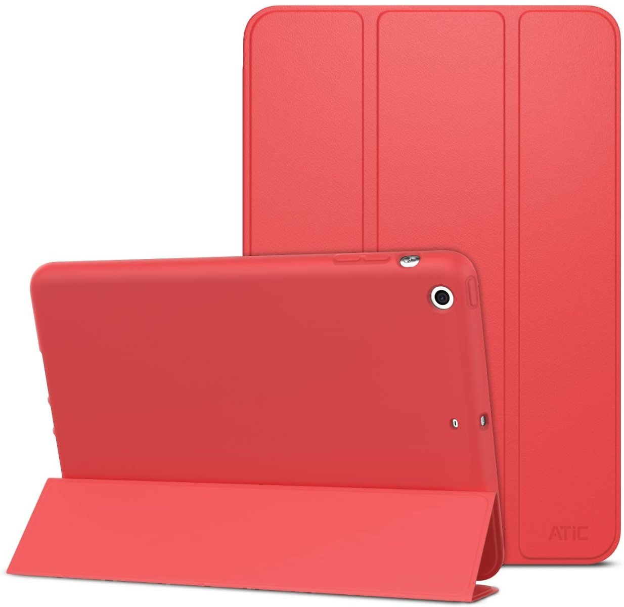 ATiC Case for IPad Mini 3 / 2 / 1, Slim Smart Stand Case with Soft TPU Back Cover Protector for Apple IPad