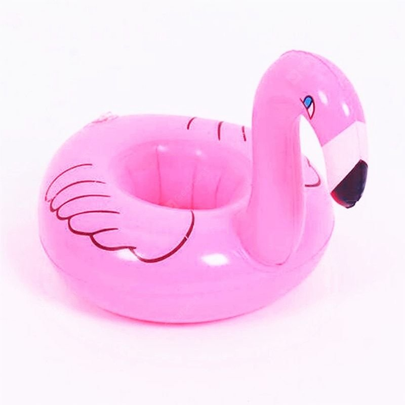 Inflatable Cup Holder Unicorn Flamingo Drink Holder Swimming Pool Float Bathing Pool Toy Party Decoration Bar Coasters Sale, Price & Reviews | Gearbest
