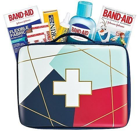 Free First Aid Kit w/ Purchase