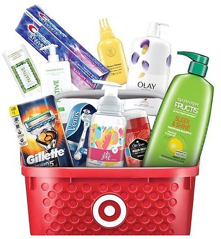 Free $5 Gift Card w/ 4 Personal Care Items