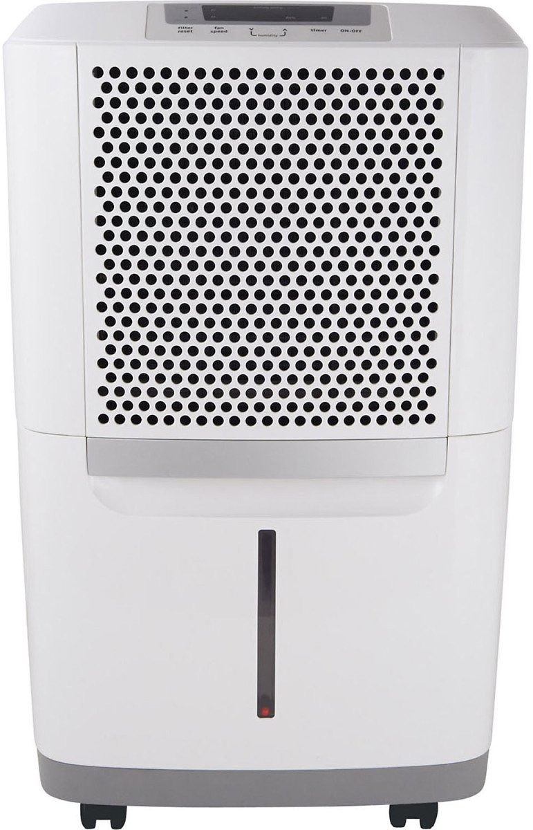 Frigidaire High Efficiency 50-Pint Dehumidifier