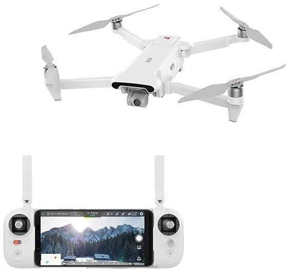 Xiaomi FIMI X8 SE 2020 8KM FPV With 3-axis Gimbal 4K Camera HDR Video GPS 35mins Flight Time RC Quadcopter RTF One Battery Version - Without FIMI Premium Care