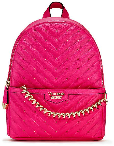 Studded V-Quilt Small City Backpack - Victoria's Secret - Beauty