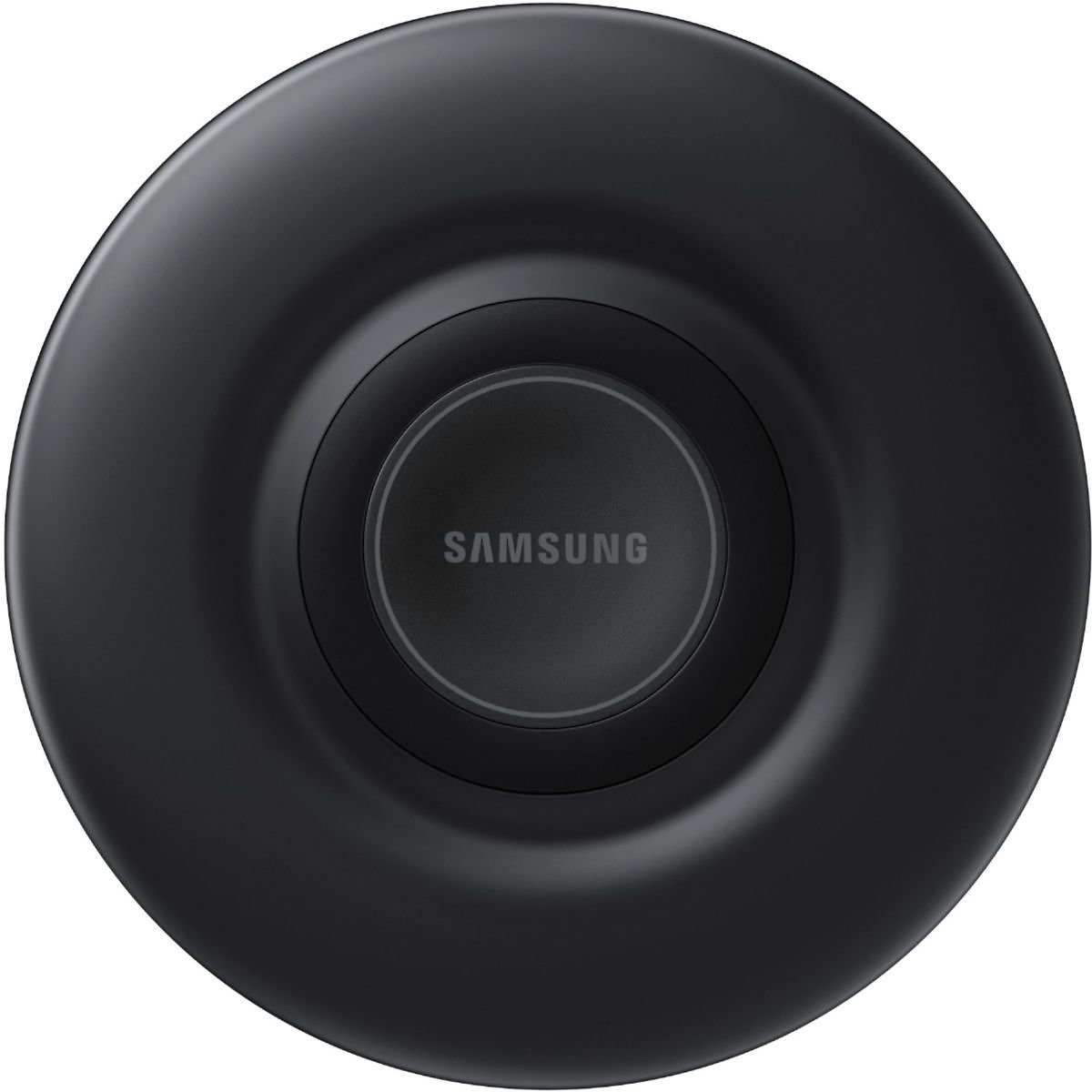 Samsung 9W Qi Certified Fast Charge Wireless Charging Pad for Android Black EP-P3105TBEGUS