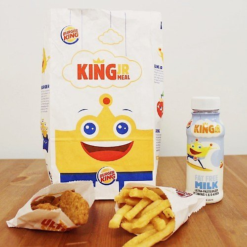 Free Kids Meal w/ $1 Purchase!