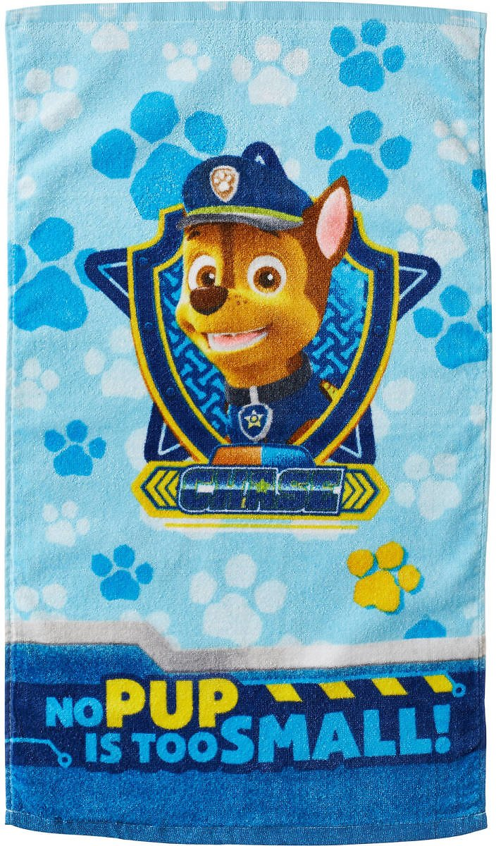 PAW Patrol Kids Cotton Hand Towel, 15in X 26in