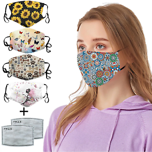 Free Shipping/Facemask Washable Half Face Mouth Mark HipHop Cospaly Party One Size.