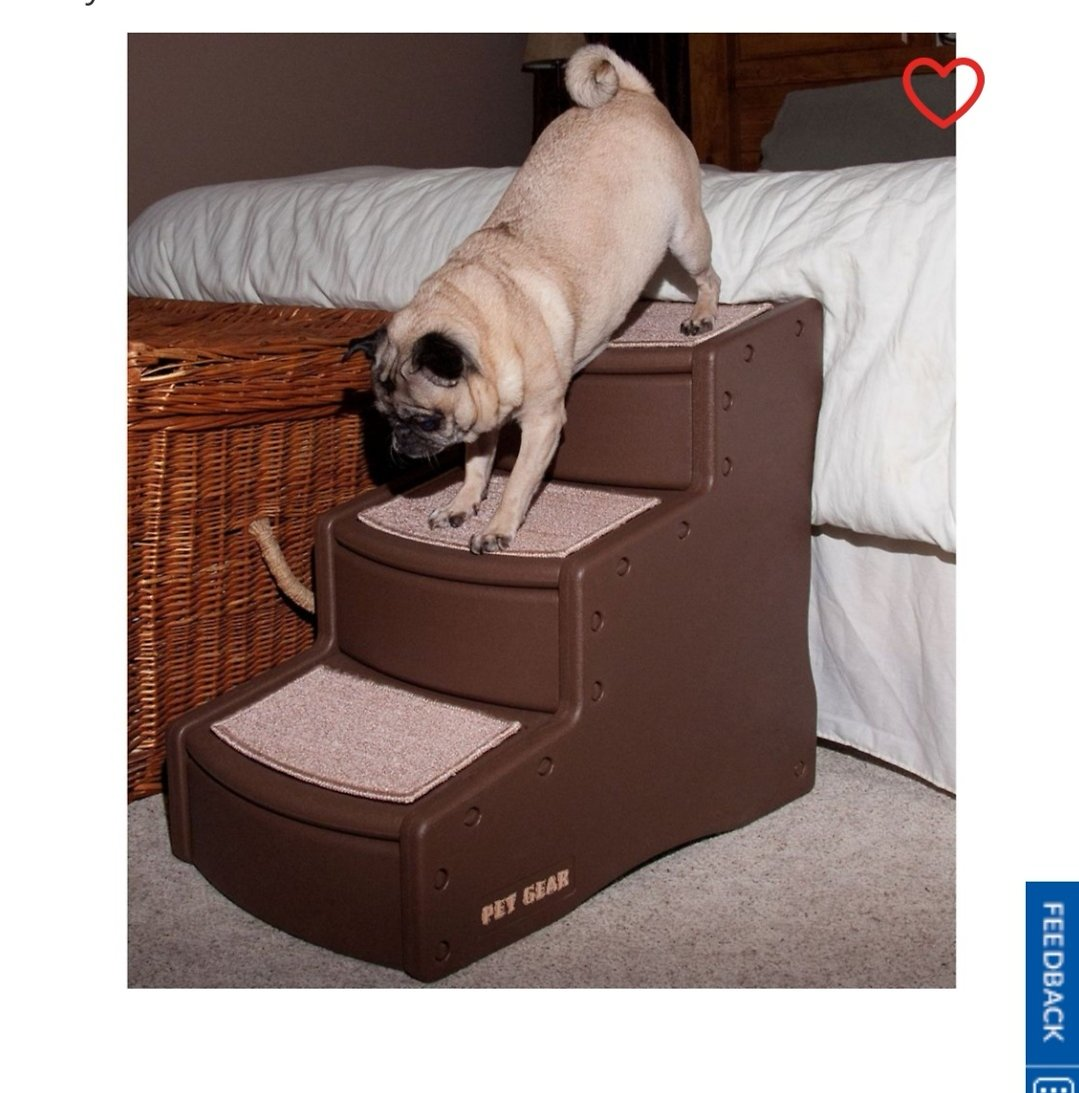 Pet Gear Easy Step III Pet Stairs | Dog Ramps & Steps | PetSmart