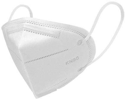 KN95 Protective Face Mask Earloop N95 KF94 FFP2 Respirator Anti Dust Particulate Anti-fog Anti Virus Masks 10PCS