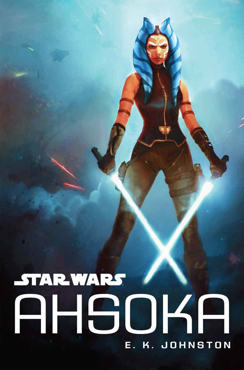 Star Wars: Ahsoka (Kindle EBook)