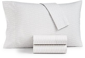 Martha Stewart Collection CLOSEOUT! 200-Thread Count 3-Pc. Twin Sheet Set, Created for Macy's & Reviews - Sheets & Pillowcases - Bed & Bath