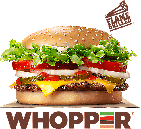 Free Whopper w/ $3 Purchase (New Users)