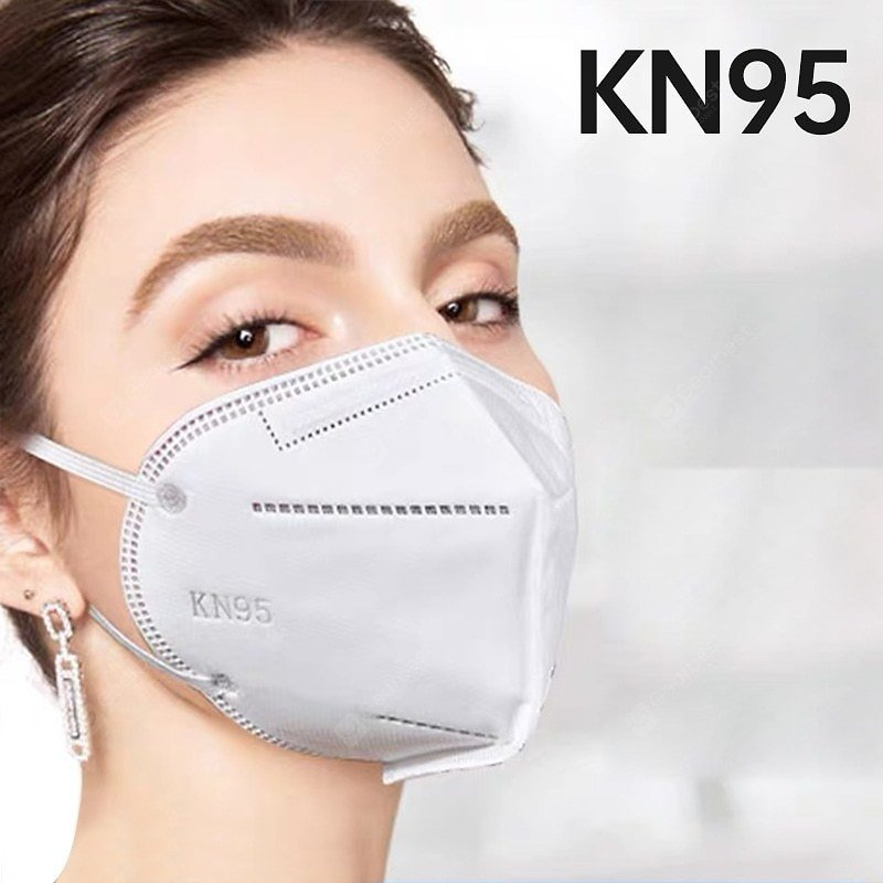 KN95 Face Mask Disposable Breathable Protective Non-Medical Masks Sale, Price & Reviews   Gearbest