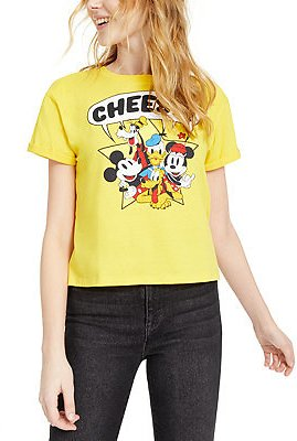 Disney Juniors' Mickey & Friends Graphic T-Shirt By Mad Engine
