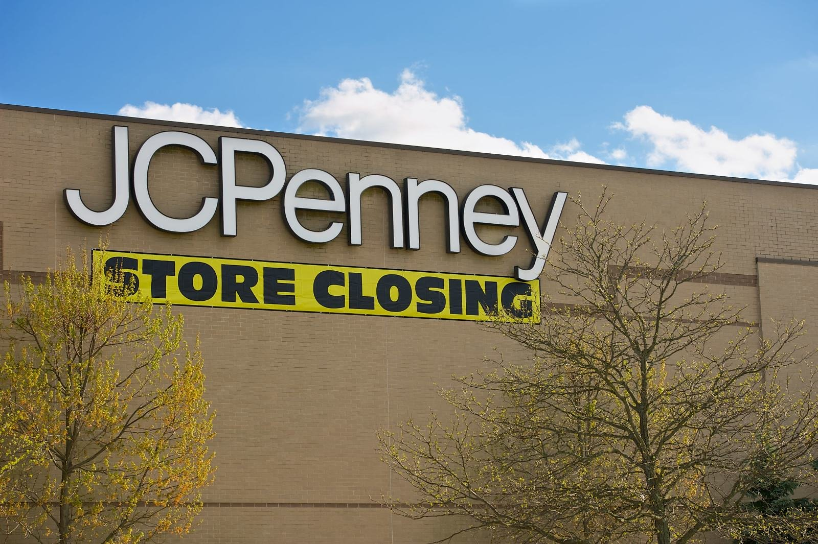 JC Penney Announces 154 Stores Set to Close This Summer. stores listed