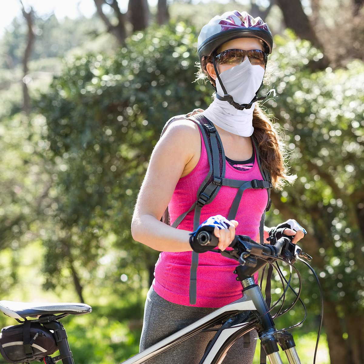Save 10% On Summer Face Mask Neck Gaiter with Prime Promotion On Amazon.com