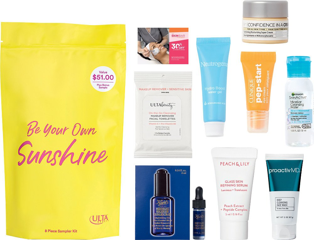 ULTA Free Be Your Own Sunshine Skincare Gift with $50 Skincare Purchase | Ulta Beauty