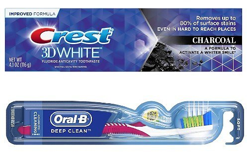2 for $2.98 Crest or Oral-B Products