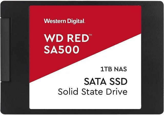 Western Digital Red SA500 2.5
